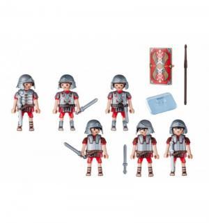 Конструктор  Римляне и Египтяне Римское войско Playmobil