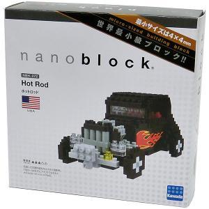 Конструктор Nanoblock Родстер V6