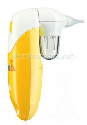 Назальный аспиратор медицинский WС-150 очищение носа у младенцев и детей B.Well