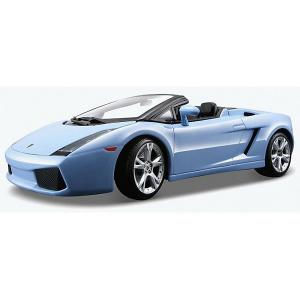 Машинка  Lamborghini Gallardo Spyder , 1:18 Maisto. Цвет: разноцветный