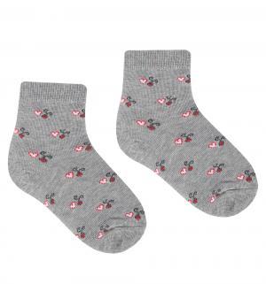 Носки , цвет: серый Milusie