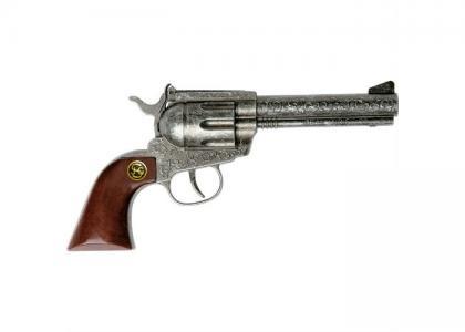 Игрушечное оружие Пистолет Marshal antique Schrodel