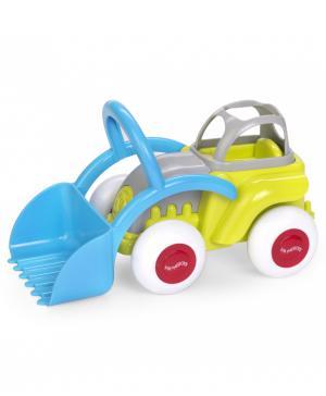 Функциональная машинка Трактор с ковшом, 21 см Fun Color Vikingtoys