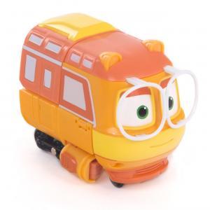Паровозик  Джинни 7 см Robot Trains