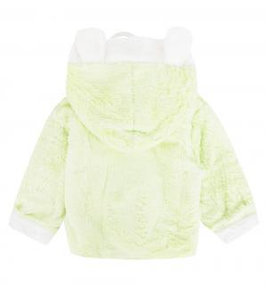 Комплект джемпер/кофта/брюки , цвет: зеленый Nannette