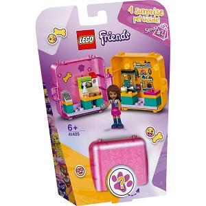 Конструктор  Friends 41405: Игровая шкатулка Покупки Андреа LEGO