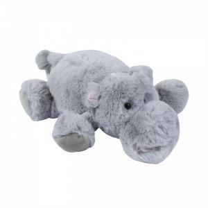 Мягкая игрушка  Бегемот 27 см Teddykompaniet