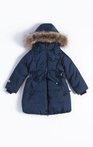 Пальто  Suvi, цвет: синий Nels