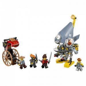 Конструктор  Ninjago Нападение пираньи Lego