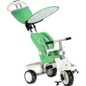 Велосипед SMART TRIKE Recliner зеленый. Цвет: зеленый