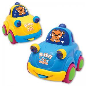 Музыкальная игрушка  Машинка, Азбукварик