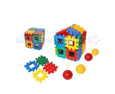 Конструктор  Куб (28 элементов) СВСД