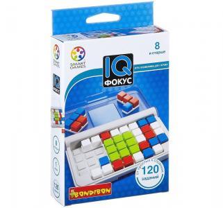 Игра логическая Bondibon IQ-Фокус Smart Games
