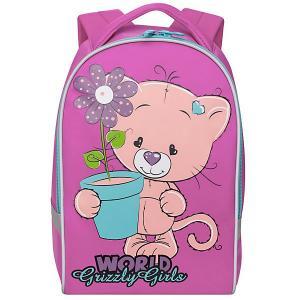 Рюкзак детский , жимолость Grizzly