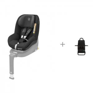 Автокресло  Pearl Smart с органайзером Brica Munchkin Maxi-Cosi