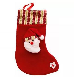 Подвесное украшение  Дед Мороз красный/золото Magic Time