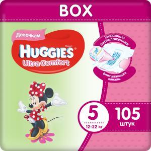 Подгузники  Ultra Comfort Disney (12-22 кг) шт. Huggies