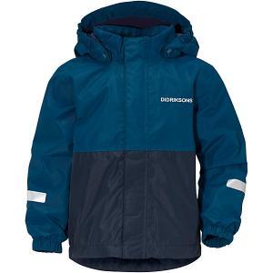 Демисезонная куртка Didriksons Bri DIDRIKSONS1913. Цвет: синий