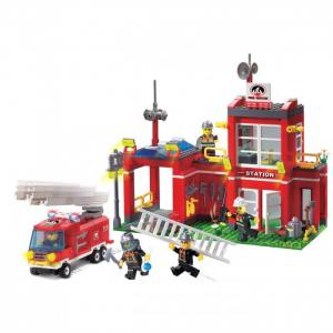 Fire Rescue (380 деталей) Enlighten Brick