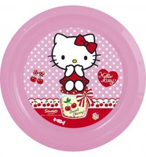 Тарелка Hello Kitty