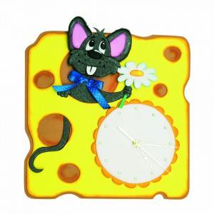 Набор для творчества Часы Мышонок Волшебная мастерская