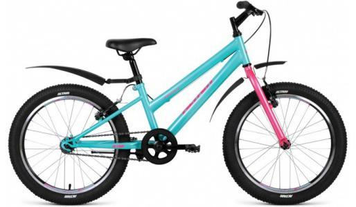 Велосипед двухколесный  MTB HT 20 low Altair