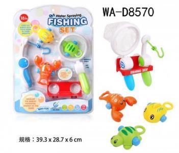 Игрушка для ванной Рыбалка Junfa