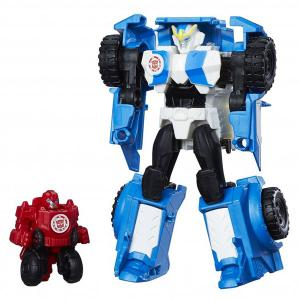 C0653 Трансформеры роботы под прикрытием: Гирхэд-Комбайнер Hasbro Transformers