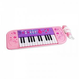 Музыкальный инструмент  Синтезатор Starz Sing-Along Piano 25 клавиш 539B-pink Potex
