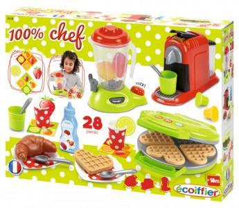 Chef Набор кухонной техники (28 предметов) Ecoiffier