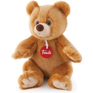 Мягкая игрушка  Медведь Гектор, 24 см Trudi. Цвет: коричневый