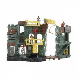 Игровой набор электронная Пиратская крепость Red Box