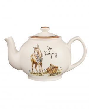 Чайник (850 мл) Ее величество Churchill