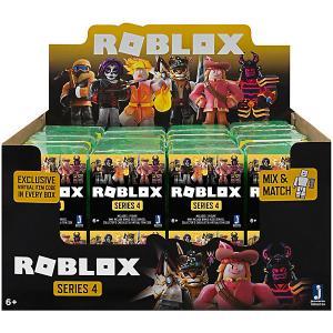 Игровая фигурка  Roblox Селебрити, серия 4 Jazwares