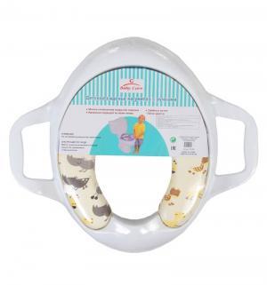 Сиденье для унитаза  РМ260, цвет: белый Baby Care