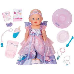 Интерактивная кукла  Baby Born Волшебница, 43 см Zapf Creation