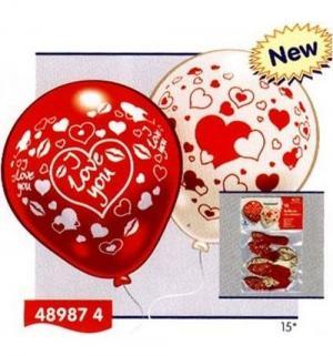 Набор шаров  Любовь Everts