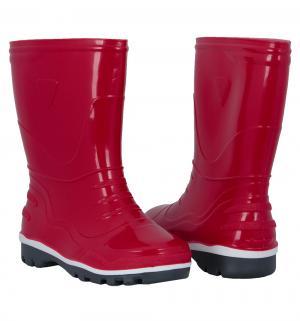 Резиновые сапоги  Step, цвет: красный Nordman