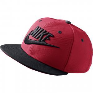 Кепка Nike. Цвет: красный