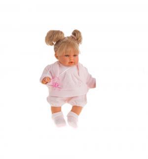 Кукла  Лана блондинка плачет 27 см Juan Antonio