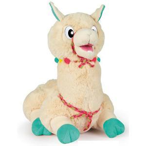 Интерактивная игрушка  Club Petz Funny Лама Spitzy IMC Toys. Цвет: разноцветный