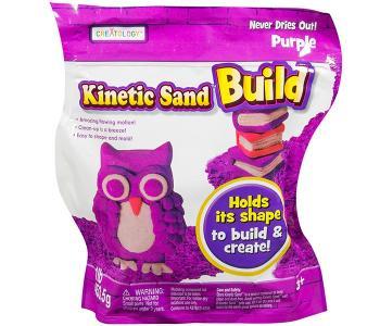 Песок для лепки Build 454 г (набор из 2 цветов) Kinetic Sand