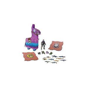 Игровой набор  Fortnite Лама-пиньята, с аксессуарами Jazwares