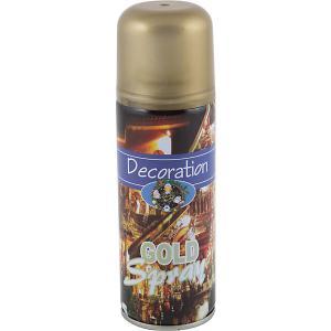 Аэрозоль Волшебная страна Spray-G, золотой