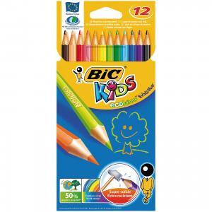 Карандаши цветные  Эволюшен 12 цветов BIC