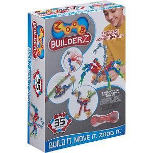 Контруктор ZOOB Builder-Z, 35 деталей