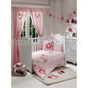 Комплект в кроватку  Fiore 120х60 (5 предметов) Funnababy