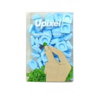Фишки пиксельные маленькие  WY-P002 синий Upixel