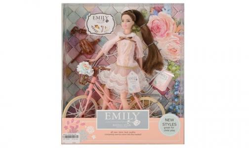 Кукла в бальном платье с аксессуарами JB0700856 Emily