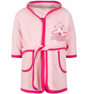 Халат , цвет: розовый Gamex